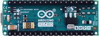 Arduino Micro, bottom view.