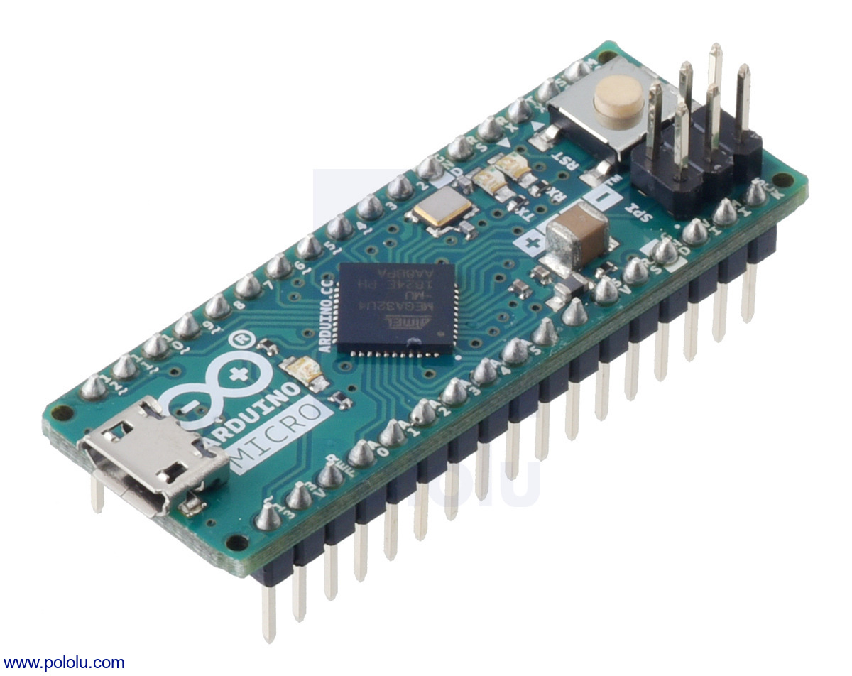 Pololu Arduino Micro