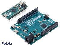 Arduino Micro and Arduino Leonardo.