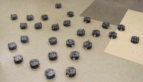 Rice University's r-one research robot
