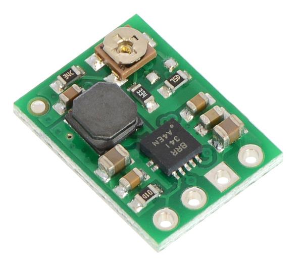 New products: Step-up Voltage Regulators U1V11F3, U1V11F5, and U1V11A