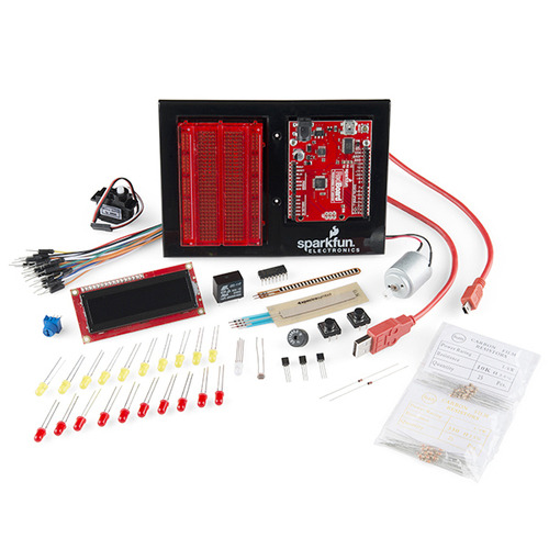New product: SparkFun Inventor's Kit - V3 (with RedBoard)