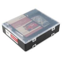 SparkFun Inventor's Kit case.