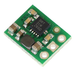 New products: Fixed 3.3V and 5V Step-up Voltage Regulators U1V10F3 and U1V10F5