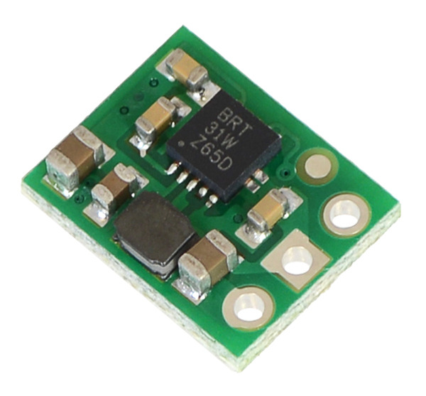 New products: Fixed 3.3V and 5V Step-up Voltage Regulators U1V10F3 and U1V10F5
