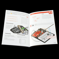 SparkFun Inventor's Kit V3 and V3.1 guidebook.