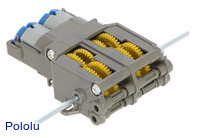 Tamiya 70097 Twin-Motor Gearbox Kit.