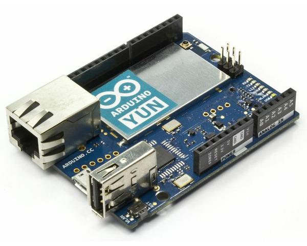 Arduino Playground - Yun