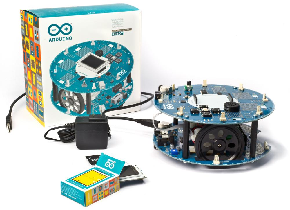 Pololu - Arduino Robot