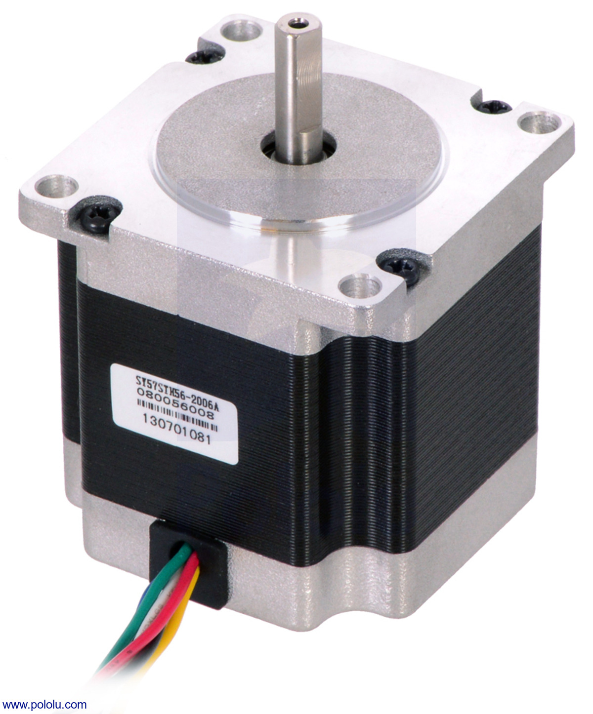 Pololu stepper motor unipolar bipolar 200 steps rev for 3 phase stepper motor