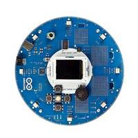 Arduino Robot, top view.