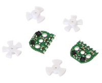 Optical Encoder Pair Kit for Micro Metal Gearmotors, 3.3V