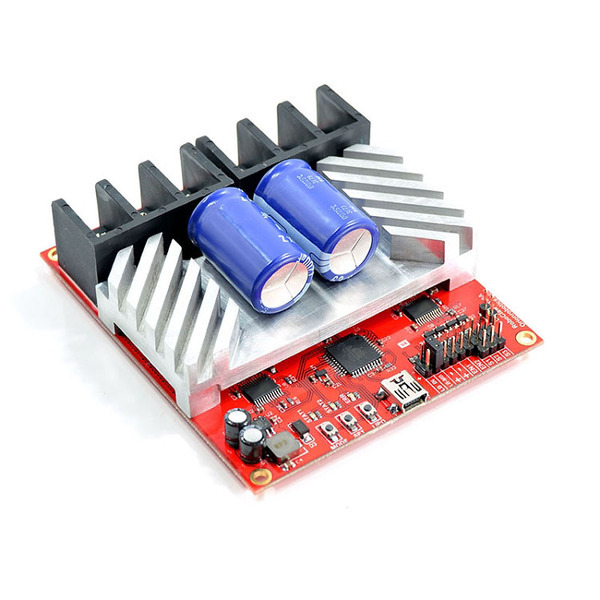 New product: RoboClaw 2x60A with USB (V4)