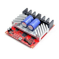 Ion Motion Control RoboClaw 2x60A dual motor controller with USB (V4).