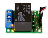 Pololu RC Switch with Relay, assembled.