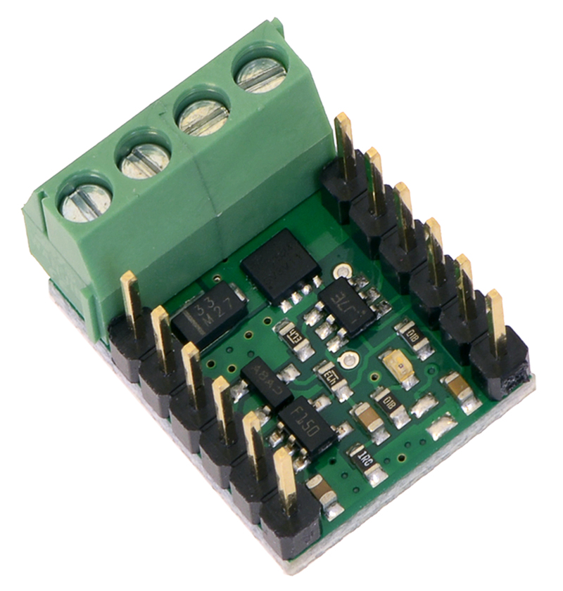 Pololu RC switch with Medium low-side MOSFET 2803