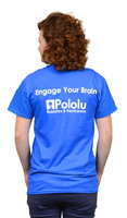 The 2013 Pololu T-shirt, back.
