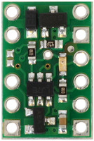 Pololu RC Switch with Small Low-Side MOSFET, top view.