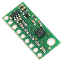 LSM303D 3D compass and accelerometer carrier with voltage regulator.