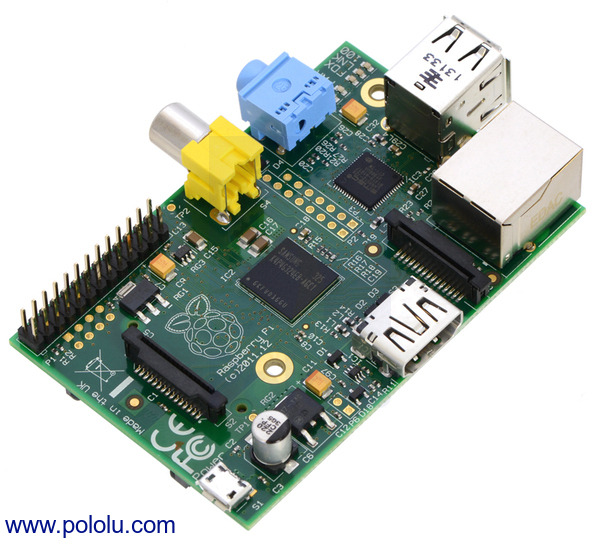 New product: Raspberry Pi