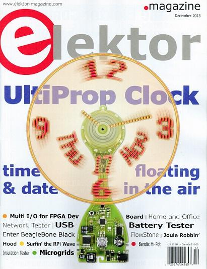 Free Elektor magazine December 2013