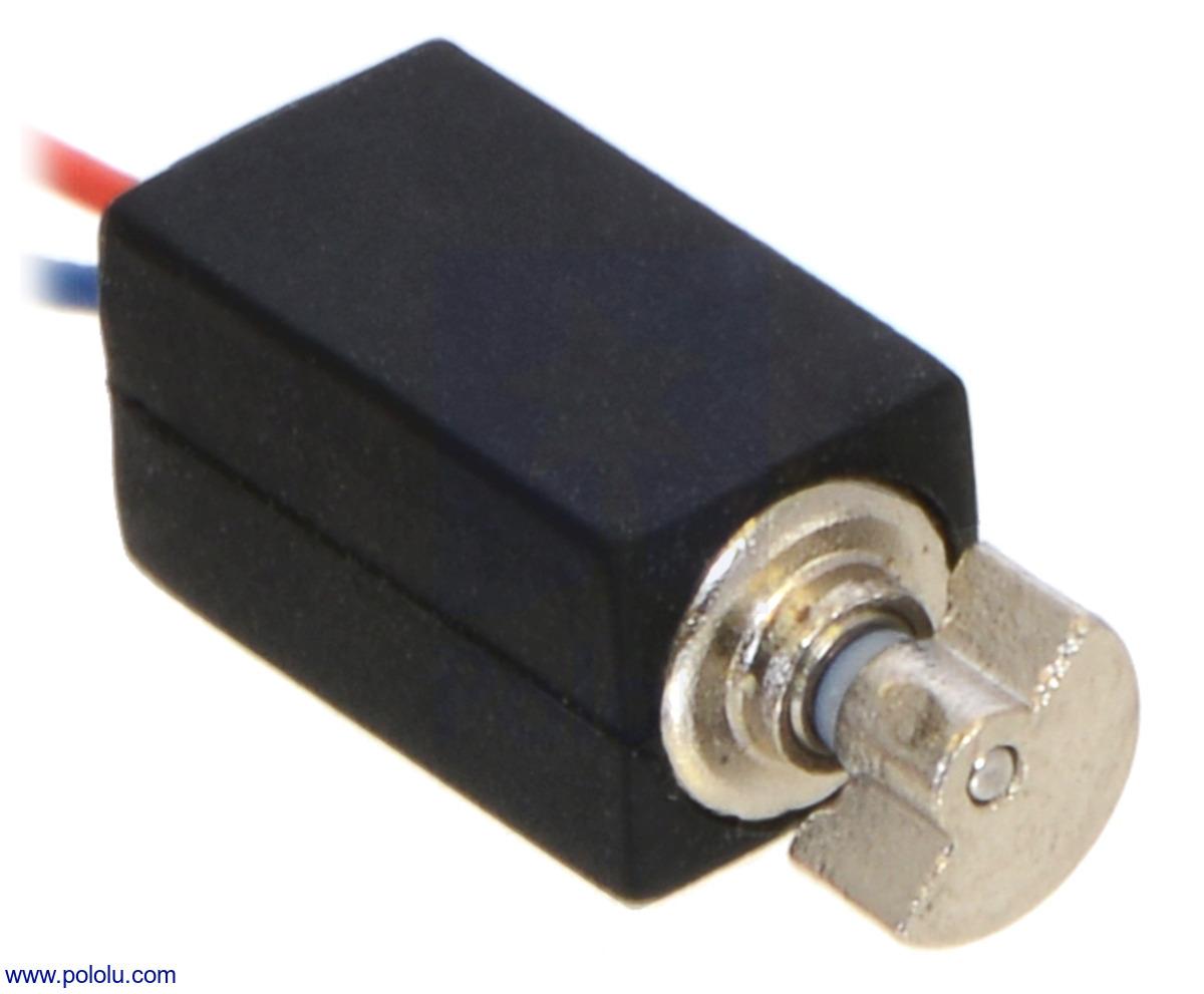 Pololu Vibration Motor 11 6 4 6