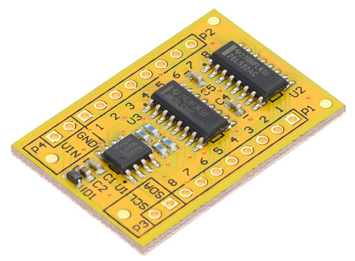 New product: I²C Long Distance Differential Extender