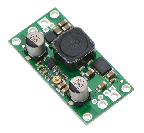 Powerful new S18v20x step-up/step-down regulators