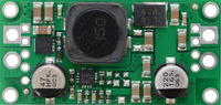 Pololu 9V step-up/step-down voltage regulator S18V20F9, top view.