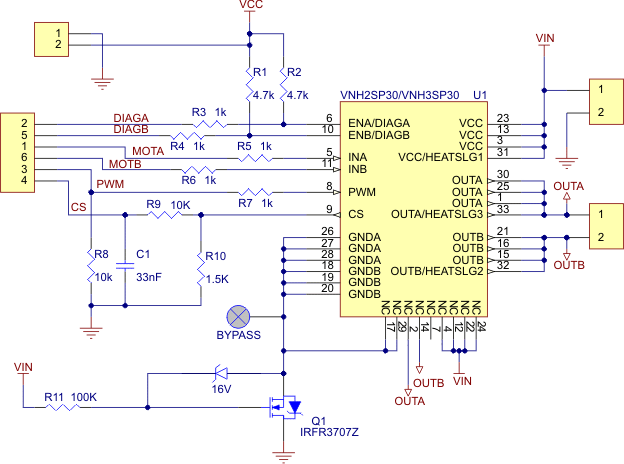 L298 also Pickit2 also Understanding Specs Of Potentiostat besides Current Sensor Circuit For High Power Appliance On Detection 222 further Knowledge1. on current sensing circuit diagram