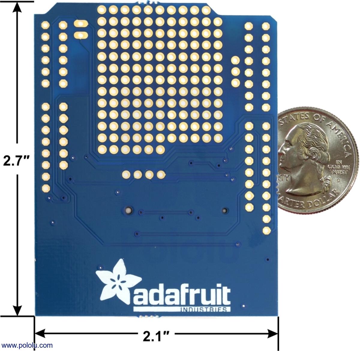 Bird Data Logger : Adafruit data logging shield for arduino