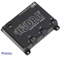 Hydra Smart Triple-Output DC Power Supply