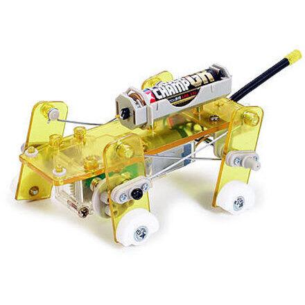 tiger electronics robot dog instructions