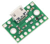 New product: FPF1320 Power Multiplexer Carrier with USB Micro-B Connector