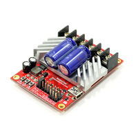 Ion Motion Control RoboClaw 2x30A dual motor controller with USB (V4).