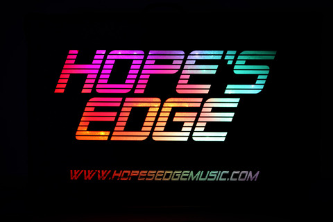 Hope's Edge LED Banner