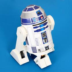 R2-DR, Kevin's dead reckoning robot