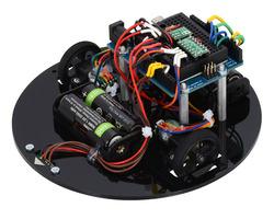 Paul's dead reckoning robot