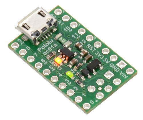 New product: A-Star 32U4 Micro