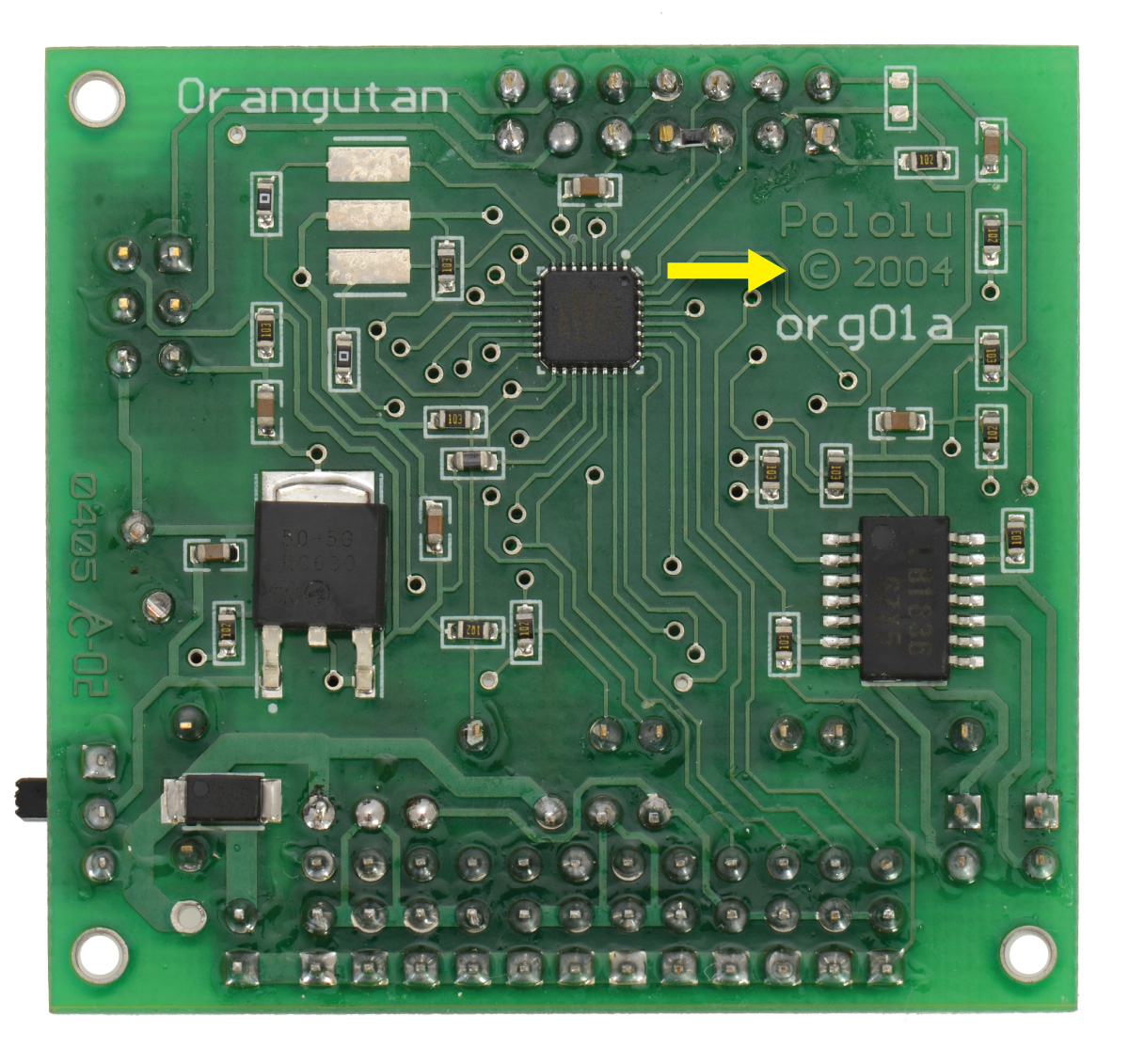 Pololu Posts Tagged New Products Page 20 Intelr Galileo Board Block Diagram Some Of Our History With Avr Boards
