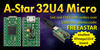 Get a free A-Star 32U4 Micro with orders over $100!