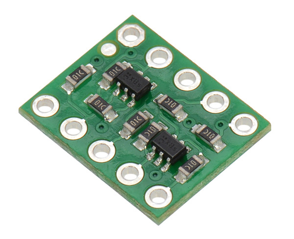New product: Logic Level Shifter, 4-Channel, Bidirectional