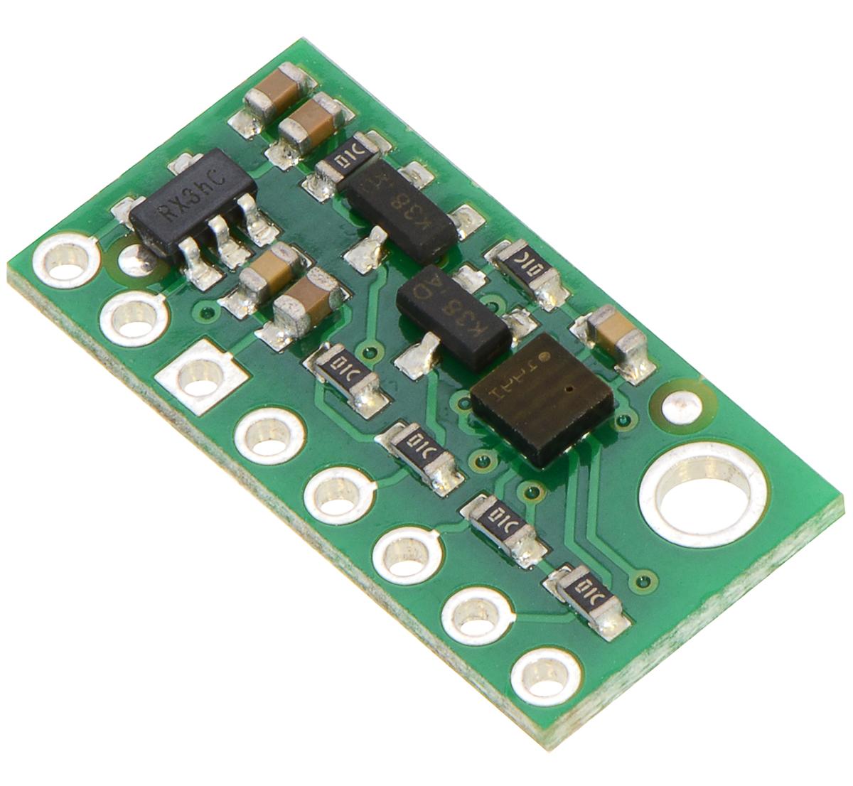 LPS25H Pressure/Altitude Sensor Carrier with Voltage Regulator