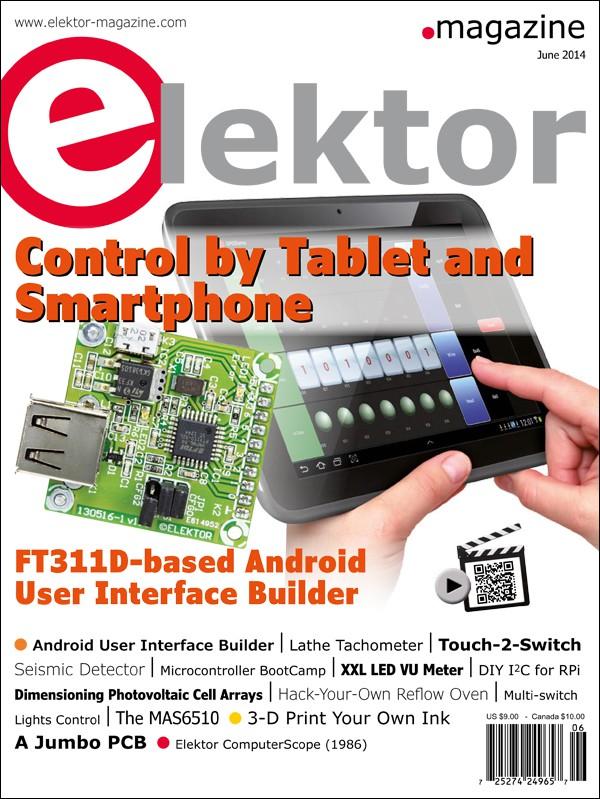 Pololu - Free Elektor magazine June 2014