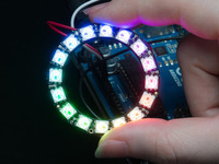 Adafruit 16 WS2812 LED NeoPixel Ring