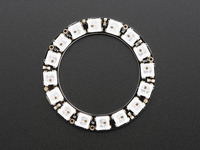 Adafruit 16 WS2812 LED NeoPixel Ring