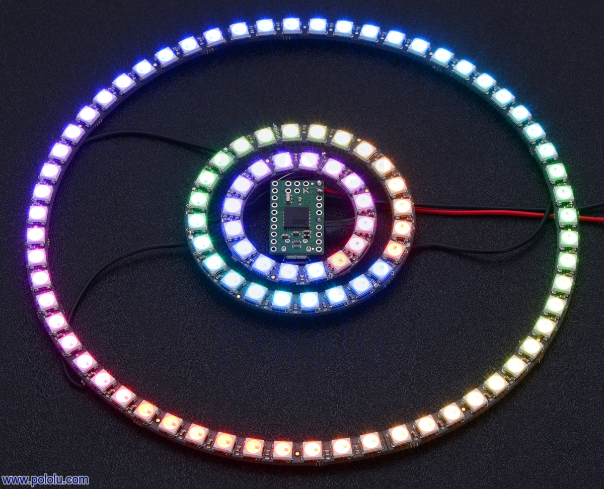 Adafruit 24-LED NeoPixel Ring