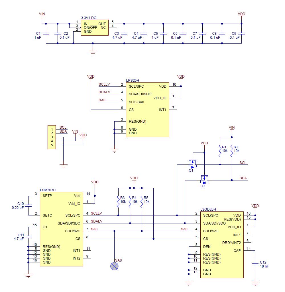 Astonishing Altimeter Wiring Diagram Basic Electronics Wiring Diagram Wiring Digital Resources Timewpwclawcorpcom