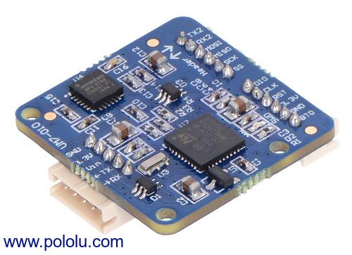 New product: CH Robotics UM7-LT orientation sensor