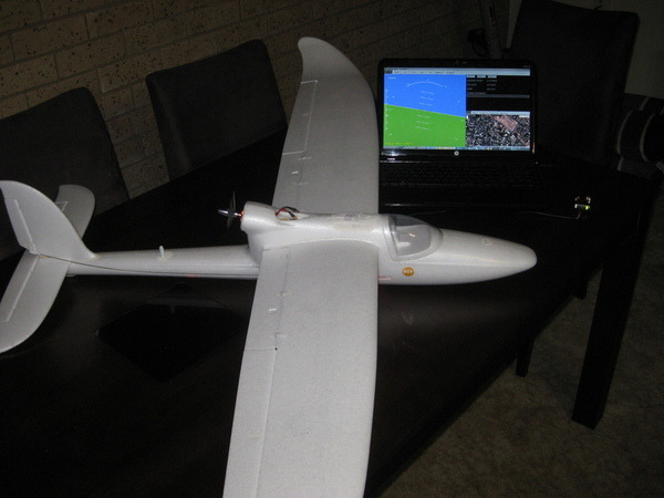 Firetail UAV System
